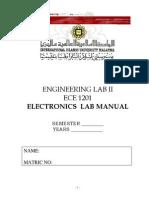 Lab Manual ECE1201
