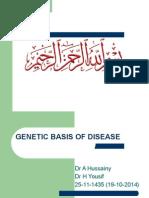 11 Genetic Basis of Disease