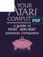 Your Atari Computer, A Guide to Atari 400/800 Personal Computers