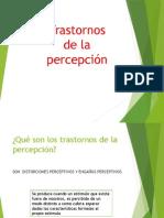 Trastornos de La Percepción (Class)