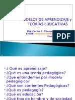 Exposicion Teorías y Modelos de Aprendizaje