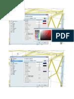 Personalizari Dimensiuni Şi Culorile Elementelor Structurale AxisVM