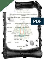 Sistema Notas Documentacion