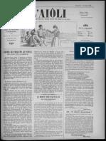 L'Aiòli. - Annado 08, n°265 (Mai 1898)