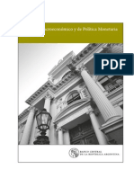 Informe Macroeconómico y de Política Monetaria Ago-14 Version Online