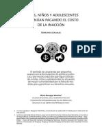 Artículo sobre Derechos Sexuales, publicado en el informe de DDHH 2014 de la Codehupy
