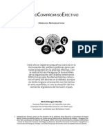 Artículo sobre Derechos Reproductivos en Paraguay, publicado en el informe de DDHH 2014 de la Codehupy