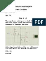 Simulation Report-10-11.docx