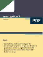 investigation 3