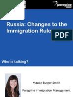 Russia Webinar