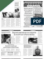 Diario El mexiquense 3 febrero 2015