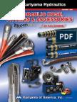 Kuriyama Hydraulic Hose Fittings Catalog