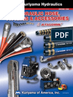 Kuriyama Hydraulic Hose Fittings Catalog
