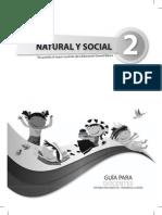 Guia Entorno Natural y Social 2 Docente