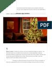 Un árbol de Navidad hermosamente decorado puede avivar el espíritu festivo de todos los que lo vean.docx