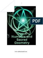 Numerology Occult Numbers and Sacred Geometry