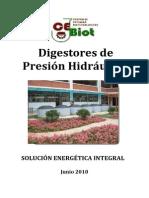 Introducción a Los Digestores de Presion Hidraulica