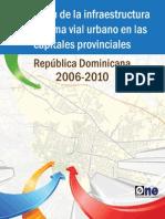 Condición de La Infraestructura en El Sistema Vial Urbano - Web
