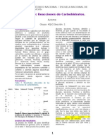 Practica 6 Reacciones Carbohidratos Bioca