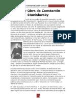 Constantin Stanislavsky y George Balanchine