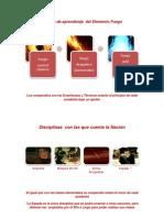 Niveles de Aprendizaje Del Elemento Fuego - Copia