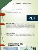 ARQUITECTURA DEL SIGLO XIX 2003.ppt
