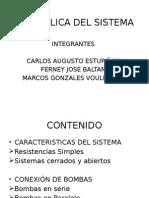 HIDRAULICA DEL SISTEMA.pptx