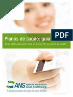 Folder_guia_pratico Dos Planos de Saude - ANS