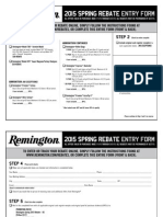 2015 Remington FA-Ammo Spring Rebate Form[1]