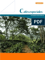 Producción de Cafés Especiales
