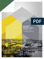 Le rapport annuel 2014 du Bureau de l'ombudsman de la Ville de Gatineau
