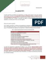 Prospectiva 2015