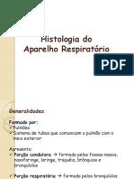 8ecc.Histologia Do Aparelho Respiratorio