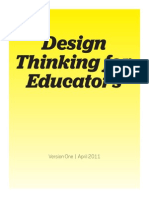 DesignThinking for Educators_IDEO