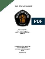 Resume Jurnal KWU