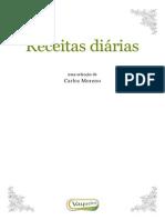 Vaqueiro - Receitas Diarias - CarlosMoreno