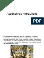 Ascensores hidraulicos.pptx