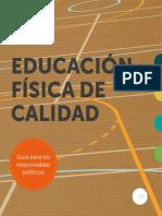 Educacion Fisica de Calidad UNESCO231340s