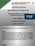Naturaleza y concepto de Derecho Constitucional.pptx