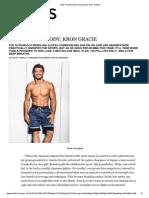 How I Got My Body_ Kron Gracie_ Diet _ Details