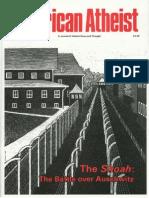 American Atheist Magazine Aug 1989