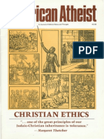 American Atheist Magazine June 1989