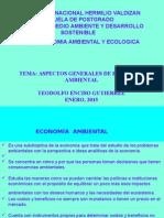1.Tarde. Economia Ambiental y Desarrollo Sostenible