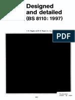 Designed & Detailed - BS 8110 (1997)