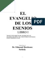 Bordeaux Szekely Edmond - Evangelio Esenios1