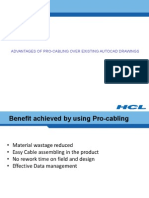 Advantages of Pro-cabling