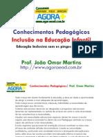 Inclusão Na Educação Infantil