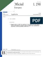 Reglamento 1149-2011