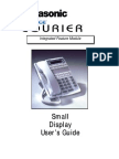 Panasonic Panasonic Wireless Phone KXTGA421N Telephone User Manual