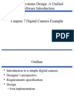 Digital Camra Design